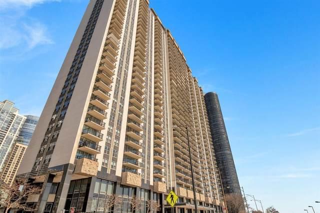 400 E Randolph Street #1201, Chicago, IL 60601 (MLS #11011115) :: The Perotti Group