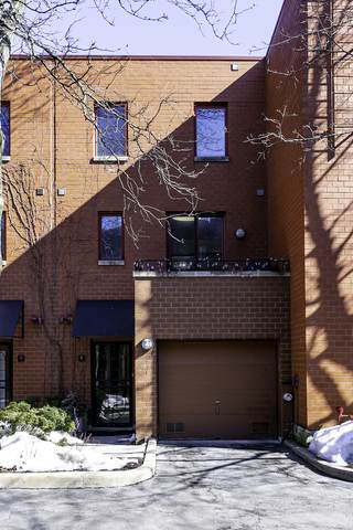 1242 S Federal Street C, Chicago, IL 60605 (MLS #11011122) :: Charles Rutenberg Realty
