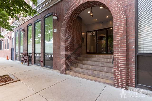 400 S Green Street #412, Chicago, IL 60607 (MLS #11011214) :: The Perotti Group
