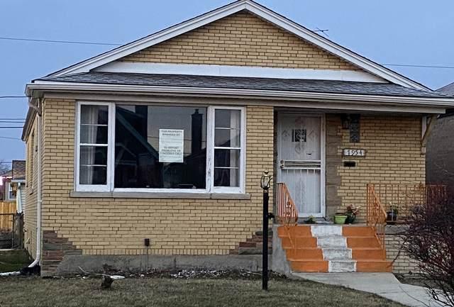 7954 S Richmond Street, Chicago, IL 60652 (MLS #11011223) :: The Dena Furlow Team - Keller Williams Realty