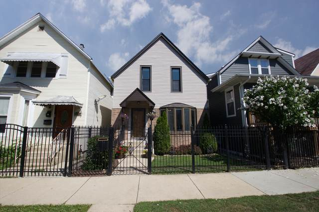 3033 N Spaulding Avenue, Chicago, IL 60618 (MLS #11011316) :: The Perotti Group