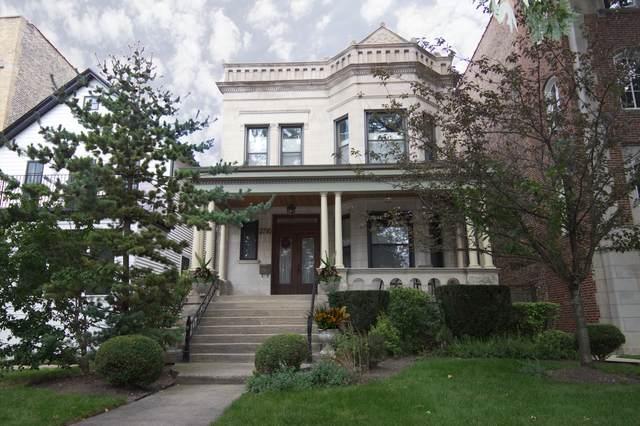 2716 W Logan Boulevard, Chicago, IL 60647 (MLS #11011318) :: Touchstone Group