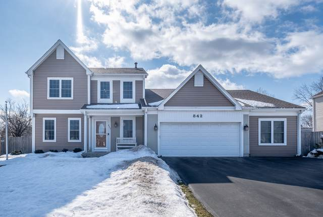 842 Thunderbird Trail, Carol Stream, IL 60188 (MLS #11011375) :: Angela Walker Homes Real Estate Group
