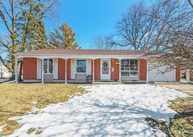 701 Wildwood Lane, Streamwood, IL 60107 (MLS #11011387) :: Suburban Life Realty