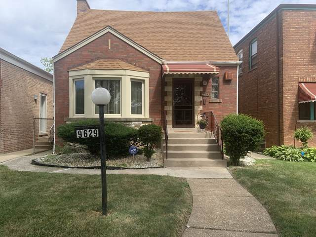 9629 S Perry Avenue, Chicago, IL 60628 (MLS #11011398) :: Angela Walker Homes Real Estate Group