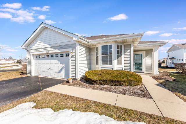 16147 Ontario Street, Crest Hill, IL 60403 (MLS #11011403) :: Jacqui Miller Homes