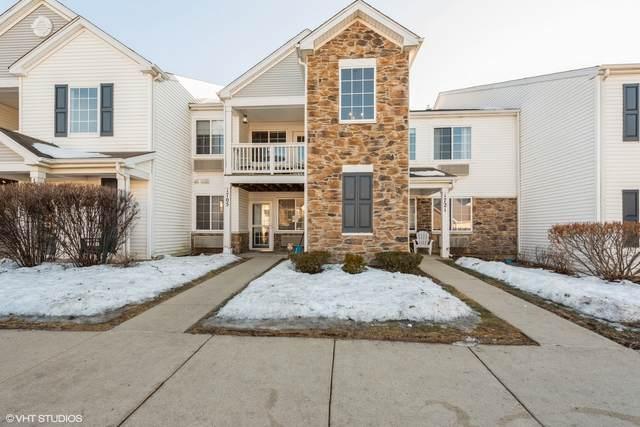 1721 Silverstone Drive #1721, Carpentersville, IL 60110 (MLS #11011426) :: Suburban Life Realty