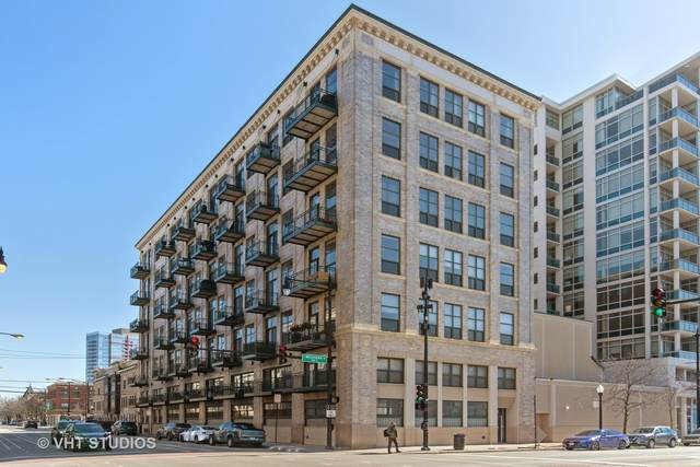 1801 S Michigan Avenue #502, Chicago, IL 60616 (MLS #11011428) :: The Perotti Group
