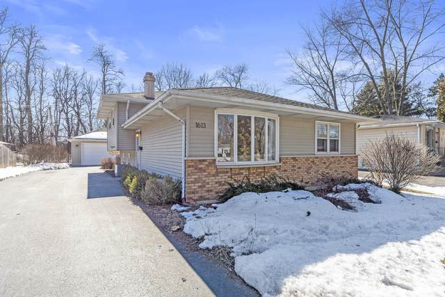1613 Burlington Avenue, Lisle, IL 60532 (MLS #11011435) :: Ryan Dallas Real Estate