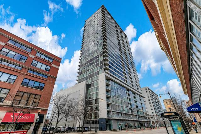 1720 S Michigan Avenue #2403, Chicago, IL 60616 (MLS #11011458) :: The Perotti Group