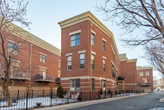 1061 W Chestnut Street, Chicago, IL 60642 (MLS #11011479) :: The Perotti Group