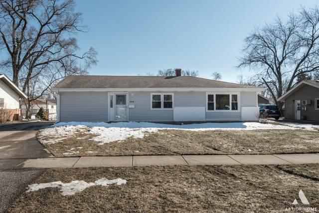 495 Glendale Lane, Hoffman Estates, IL 60169 (MLS #11011519) :: Ryan Dallas Real Estate