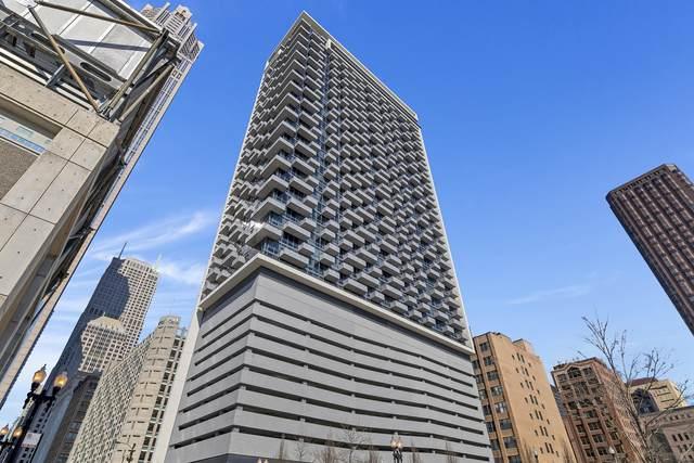 235 W Van Buren Street #4211, Chicago, IL 60607 (MLS #11011521) :: The Perotti Group
