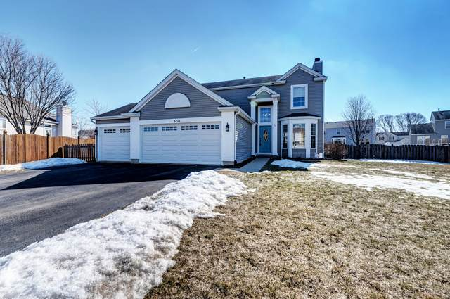 3710 Saratoga Drive, Joliet, IL 60435 (MLS #11011522) :: Ryan Dallas Real Estate