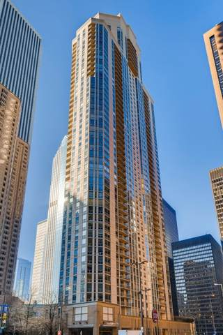 222 N Columbus Drive #4308, Chicago, IL 60601 (MLS #11011532) :: The Perotti Group