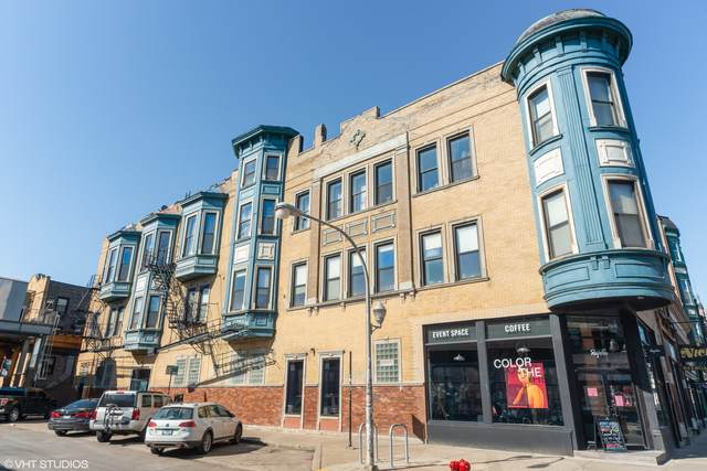 1514 N Milwaukee Avenue 3S, Chicago, IL 60622 (MLS #11011549) :: Touchstone Group
