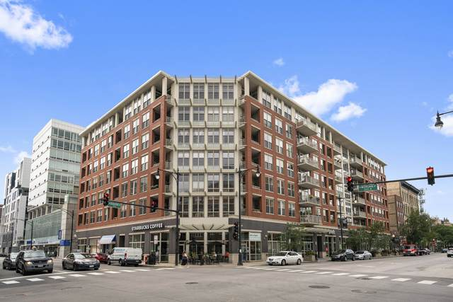 1001 W Madison Street #513, Chicago, IL 60607 (MLS #11011563) :: The Perotti Group