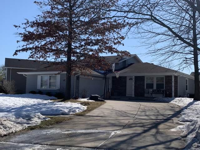 3769 N Alder Drive, Hoffman Estates, IL 60192 (MLS #11011604) :: Ryan Dallas Real Estate