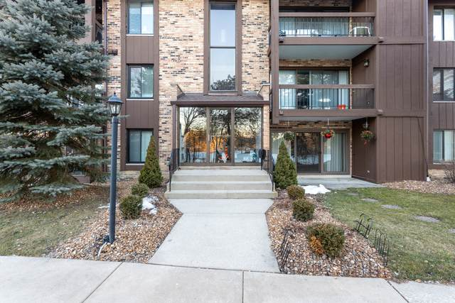 7505 175th Street #134, Tinley Park, IL 60477 (MLS #11011627) :: The Spaniak Team