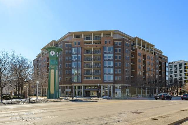 437 W Division Street #810, Chicago, IL 60610 (MLS #11011652) :: The Perotti Group