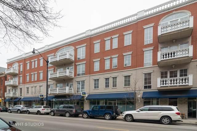 2762 N Lincoln Avenue #304, Chicago, IL 60614 (MLS #11011665) :: The Perotti Group