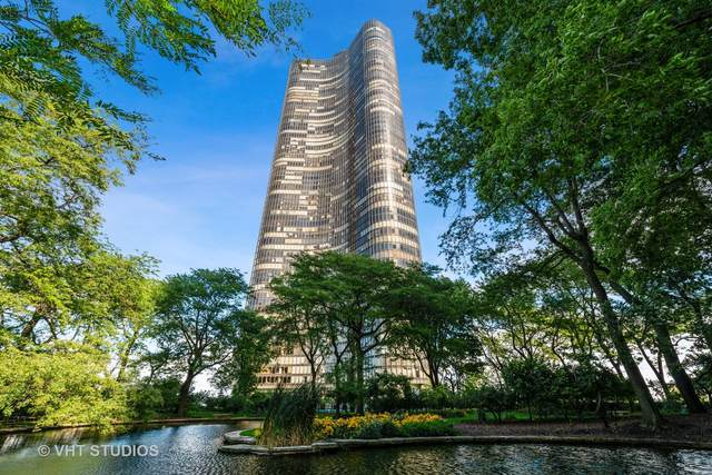 505 N Lake Shore Drive #3102, Chicago, IL 60611 (MLS #11011669) :: The Perotti Group