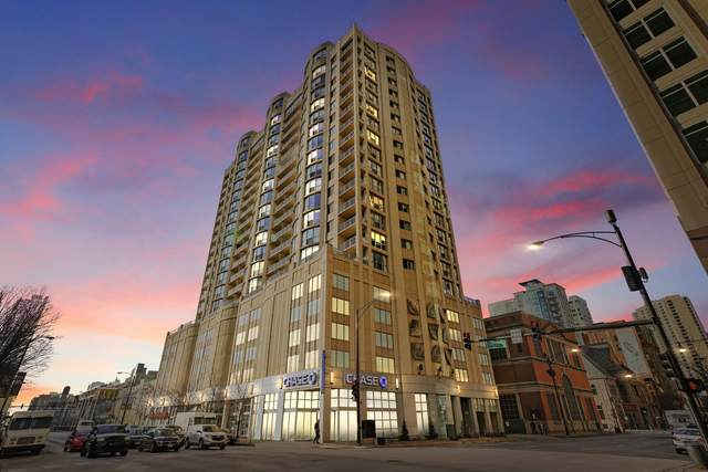 600 N Dearborn Street #1101, Chicago, IL 60654 (MLS #11011672) :: The Perotti Group