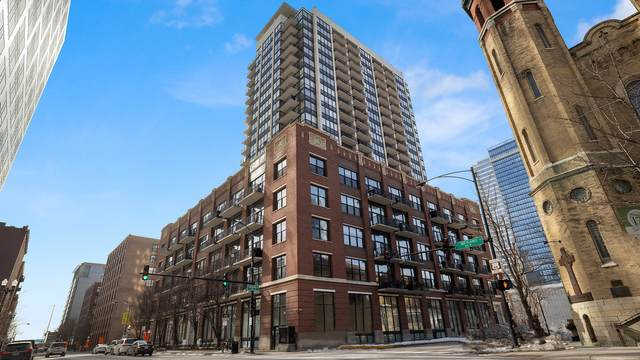 210 S Desplaines Street #303, Chicago, IL 60661 (MLS #11011679) :: The Perotti Group