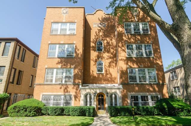 7450 N Claremont Avenue 1G, Chicago, IL 60645 (MLS #11011707) :: The Dena Furlow Team - Keller Williams Realty