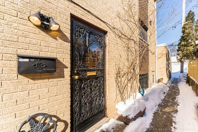 5217 N Elston Avenue #3, Chicago, IL 60630 (MLS #11011730) :: The Perotti Group