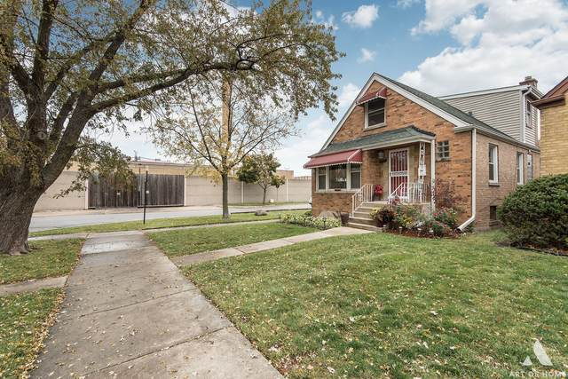 1959 N Normandy Avenue, Chicago, IL 60607 (MLS #11011758) :: The Perotti Group