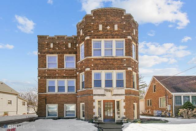 1665 Ridge Road, Homewood, IL 60430 (MLS #11011832) :: The Dena Furlow Team - Keller Williams Realty