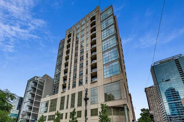 150 W Superior Street #1202, Chicago, IL 60654 (MLS #11011839) :: The Perotti Group