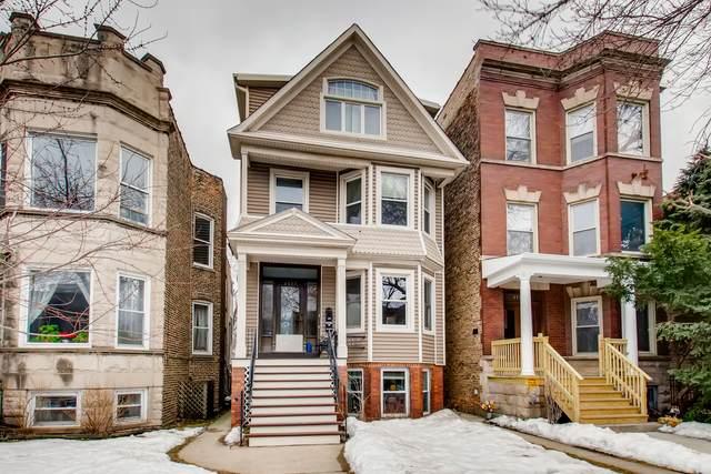 4327 N Damen Avenue G, Chicago, IL 60618 (MLS #11011852) :: The Perotti Group