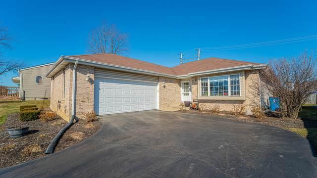 249 E 34th Street, Steger, IL 60475 (MLS #11011870) :: Ryan Dallas Real Estate