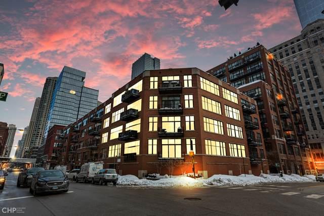 333 W Hubbard Street #801, Chicago, IL 60654 (MLS #11011893) :: RE/MAX IMPACT