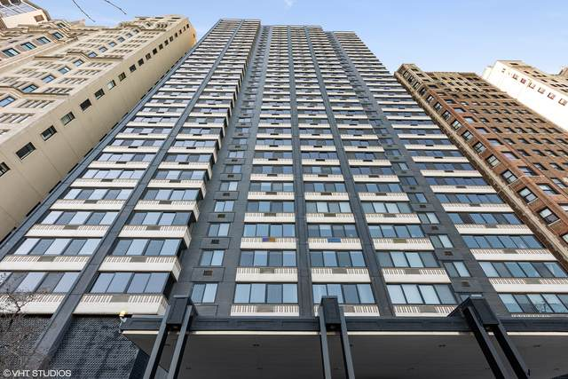 1440 N Lake Shore Drive 19C, Chicago, IL 60610 (MLS #11011909) :: The Perotti Group