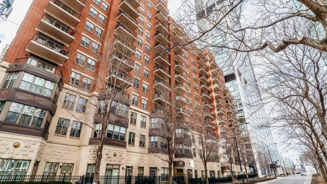 1250 S Indiana Avenue #1208, Chicago, IL 60605 (MLS #11011915) :: The Perotti Group