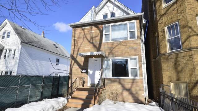2306 W Winnemac Avenue, Chicago, IL 60625 (MLS #11011923) :: The Perotti Group