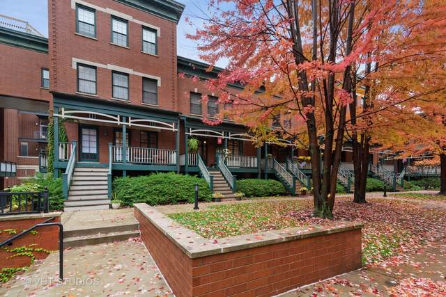 1038 W Monroe Street #12, Chicago, IL 60607 (MLS #11012015) :: The Perotti Group