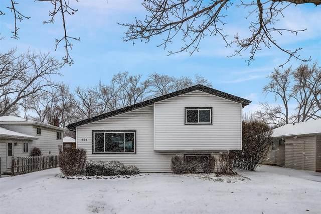 565 W Babcock Avenue, Elmhurst, IL 60126 (MLS #11012067) :: Helen Oliveri Real Estate