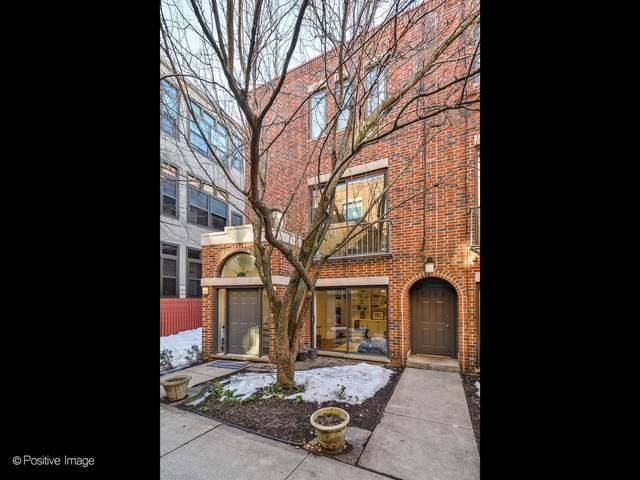 2520 N Sheffield Avenue T, Chicago, IL 60614 (MLS #11012097) :: The Perotti Group