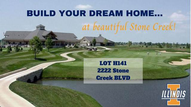 2222 S Stone Creek Boulevard S, Urbana, IL 61802 (MLS #11012111) :: Littlefield Group
