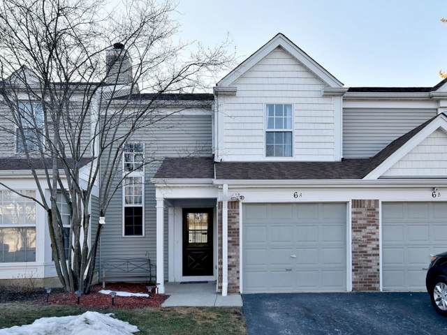 6 Chaucer Lane A, Streamwood, IL 60107 (MLS #11012115) :: Suburban Life Realty