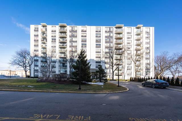 9001 W Golf Road 9H, Des Plaines, IL 60016 (MLS #11012143) :: Littlefield Group