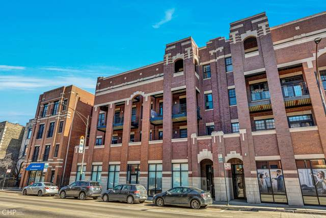 2905 N Halsted Street #401, Chicago, IL 60657 (MLS #11012180) :: The Perotti Group