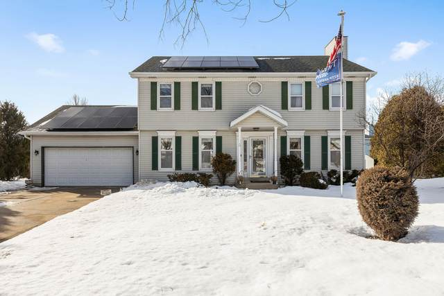 2311 Messines Ridge Court, Joliet, IL 60435 (MLS #11012212) :: Ryan Dallas Real Estate