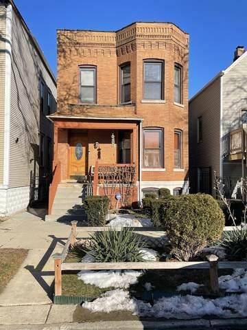 3107 N Bernard Street, Chicago, IL 60618 (MLS #11012220) :: The Perotti Group