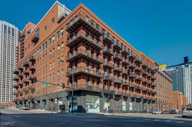 616 W Fulton Street #506, Chicago, IL 60661 (MLS #11012270) :: The Perotti Group