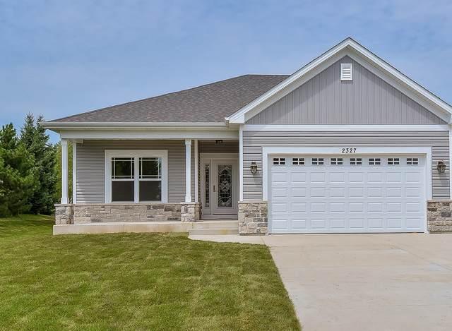 498 Glover Drive, North Aurora, IL 60542 (MLS #11012303) :: Helen Oliveri Real Estate